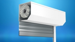 The front mounted ST2000® shutter