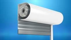 The front mounted OS2000® shutter