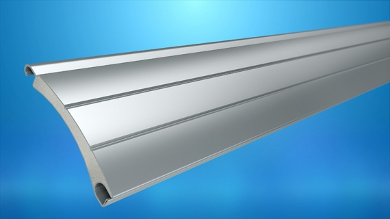 PA-39 profile without perforation
