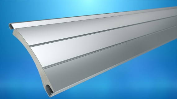 PA-45 profile without perforation